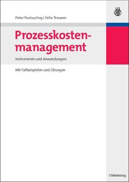 Prozesskostenmanagement - Coverbild