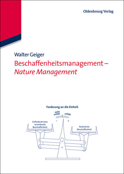 Beschaffenheitsmanagement - Nature Management - Coverbild