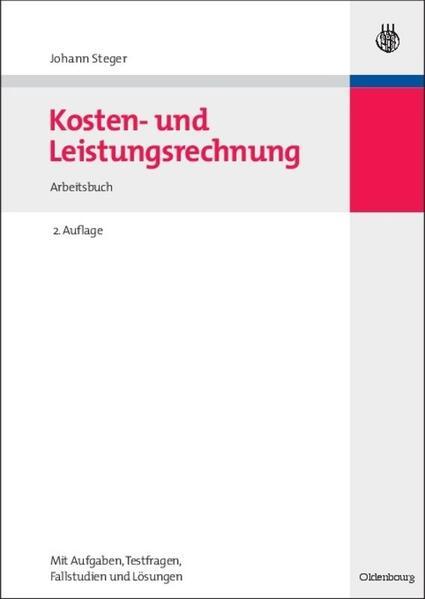 Kosten- und Leistungsrechnung - Coverbild