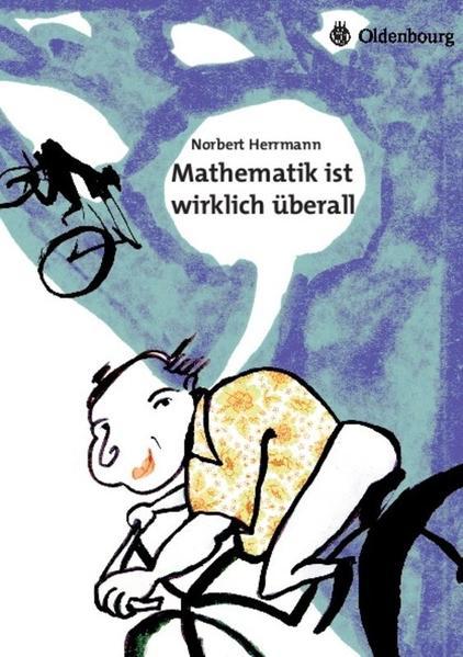 Mathematik ist wirklich überall - Coverbild