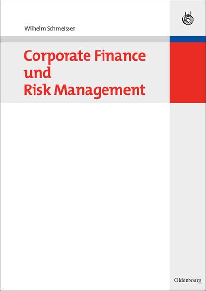 Corporate Finance und Risk Management - Coverbild