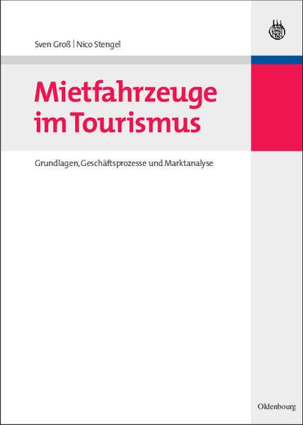 Mietfahrzeuge im Tourismus - Coverbild