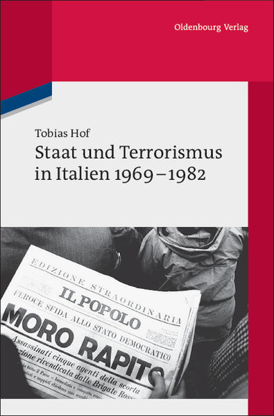 Staat und Terrorismus in Italien 1969-1982 - Coverbild