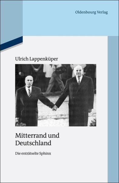 Mitterrand und Deutschland - Coverbild