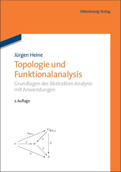 Topologie und Funktionalanalysis - Coverbild
