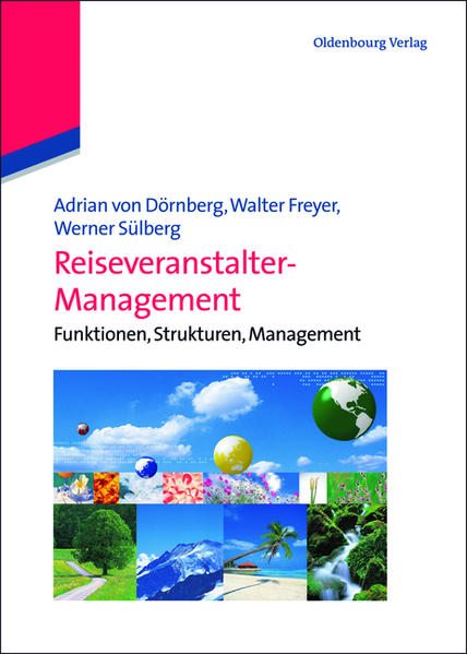 Reiseveranstalter-Management - Coverbild