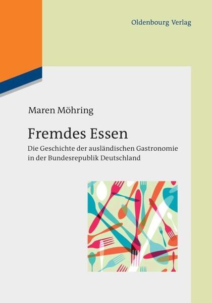Fremdes Essen - Coverbild
