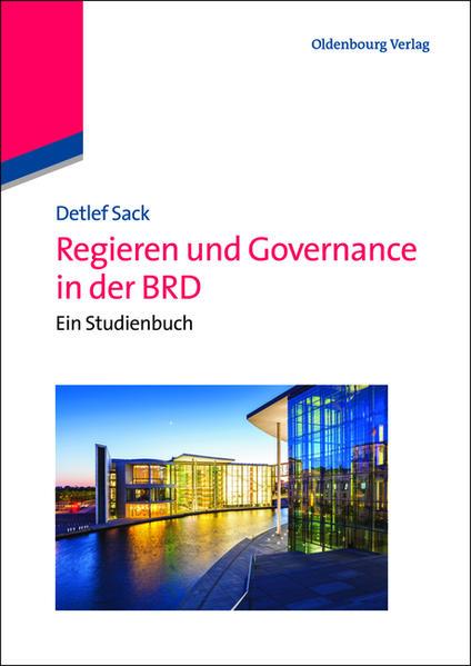 Regieren und Governance in der BRD - Coverbild