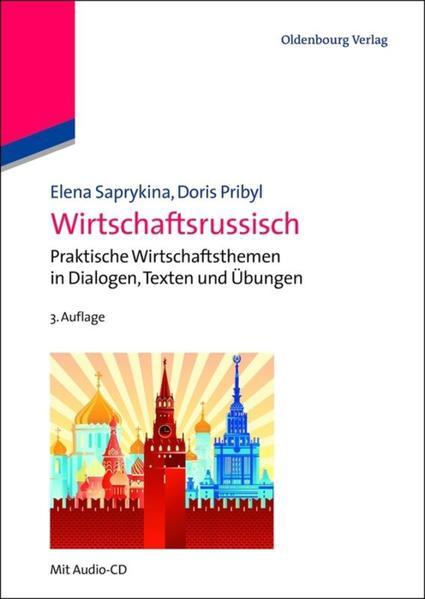 Wirtschaftsrussisch - Coverbild