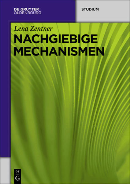 Nachgiebige Mechanismen - Coverbild