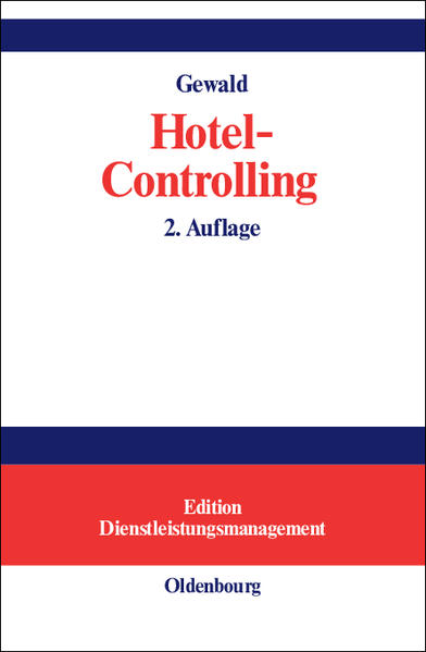 Hotel-Controlling - Coverbild