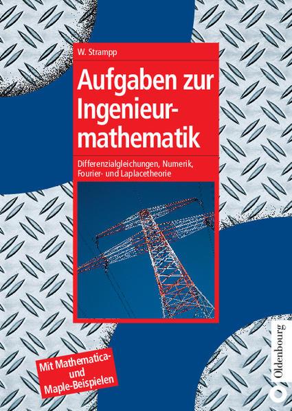 Aufgaben zur Ingenieurmathematik - Coverbild