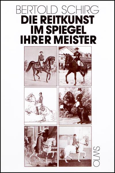 Die Reitkunst im Spiegel ihrer Meister - Coverbild