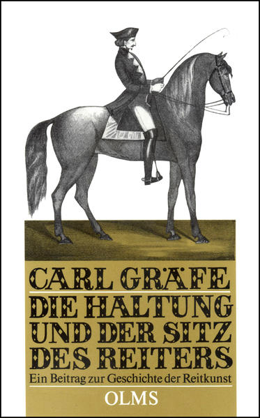 Die Haltung und der Sitz des Reiters - Coverbild