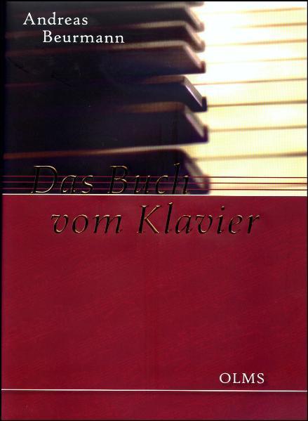 Das Buch vom Klavier - Coverbild