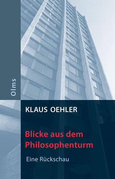 Blicke aus dem Philosophenturm - Coverbild