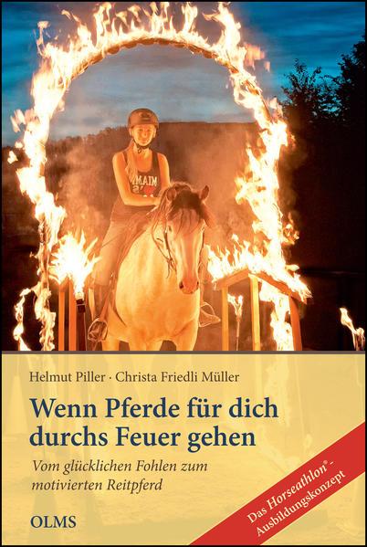 Wenn Pferde für dich durchs Feuer gehen - Coverbild