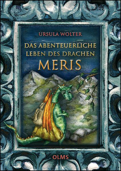 Das abenteuerliche Leben des Drachen Meris - Coverbild