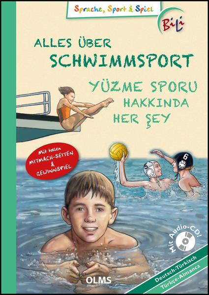 Alles über Schwimmsport/Yüzme Sporu Hakkında Her Şey - Coverbild