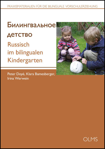 Russisch im bilingualen Kindergarten - Coverbild