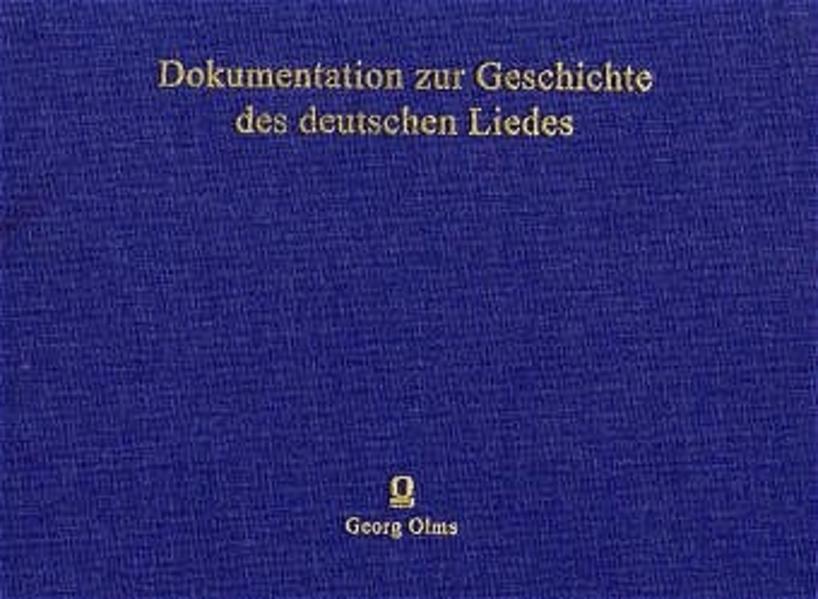 Oden und Lieder - Coverbild