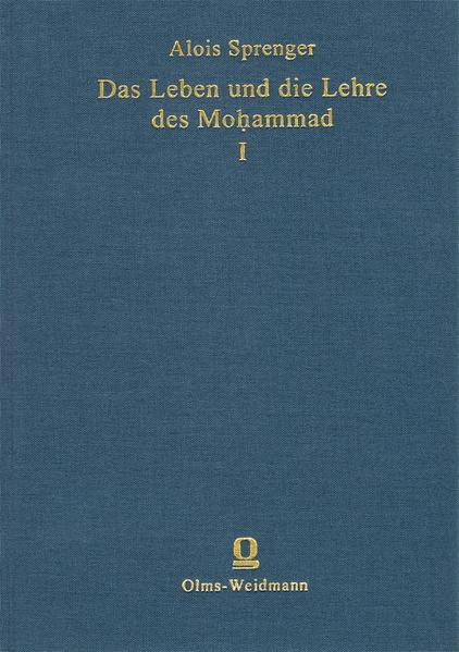 Das Leben und die Lehre des Mohammad - Coverbild