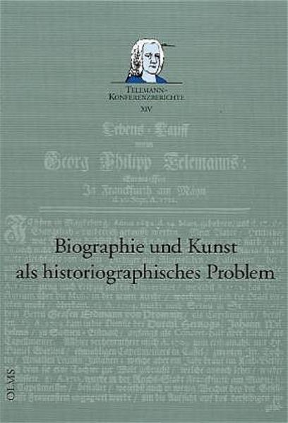 Biographie und Kunst als historiographisches Problem - Coverbild