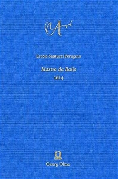 Mastro da Ballo (Dancing-Master) 1614 - Coverbild