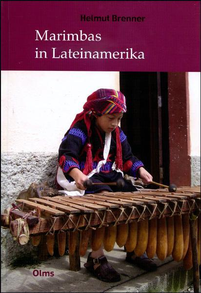 Marimbas in Lateinamerika - Coverbild