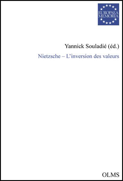 Nietzsche -  L'inversion des valeurs - Coverbild