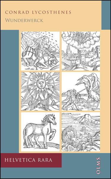 Wunderwerck oder Gottes unergründtliches vorbilden, das er inn seinen Geschöpffen allen, so Geystlichen, so leyblichen... - Coverbild