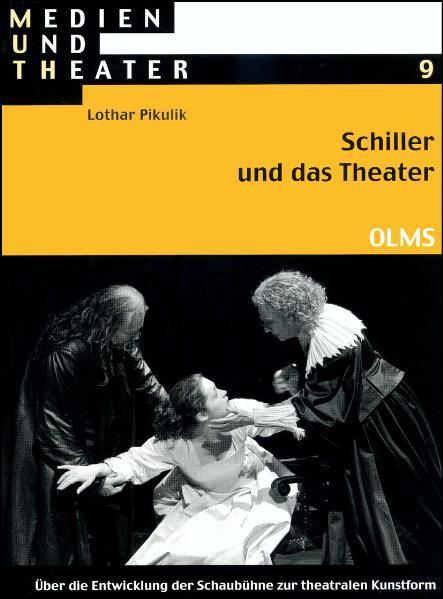 Schiller und das Theater - Coverbild