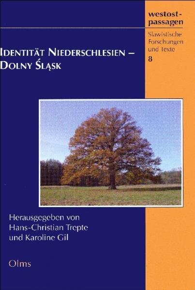 Identität Niederschlesien - Dolny Śląsk - Coverbild