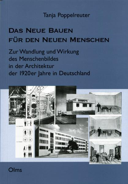 Das Neue Bauen für den Neuen Menschen - Coverbild