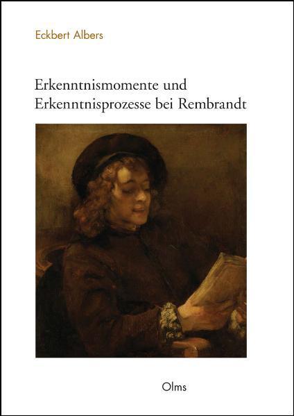 Erkenntnismomente und Erkenntnisprozesse bei Rembrandt - Coverbild