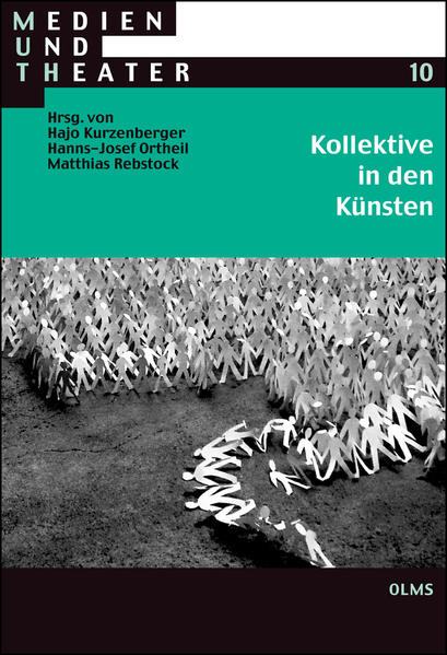 Kollektive in den Künsten - Coverbild