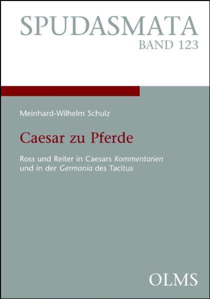 Caesar zu Pferde - Coverbild