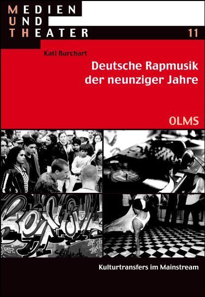 Deutsche Rapmusik der neunziger Jahre - Coverbild