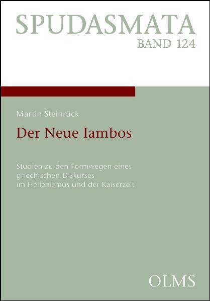 Der Neue Iambos - Coverbild
