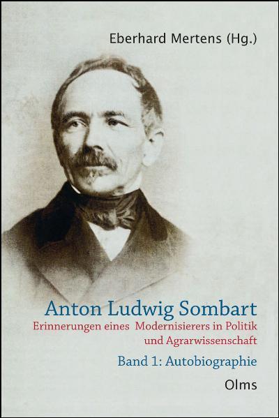 Anton Ludwig Sombart (1816-1898) - Coverbild