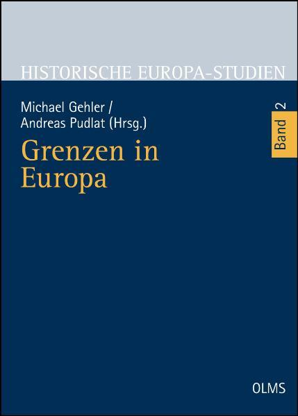 Grenzen in Europa - Coverbild
