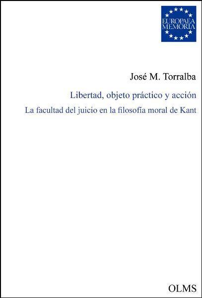 Libertad, objeto práctico y acción - Coverbild