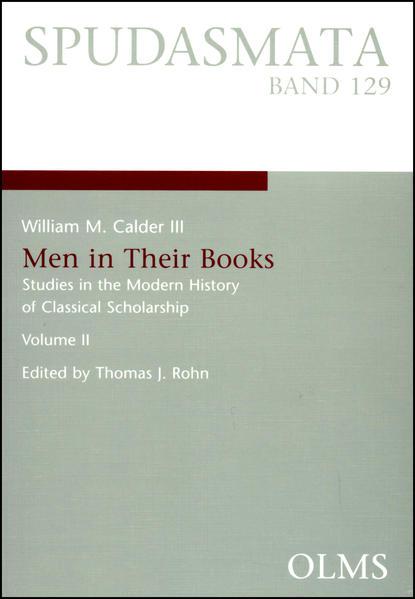 Men in Their Books II - Coverbild