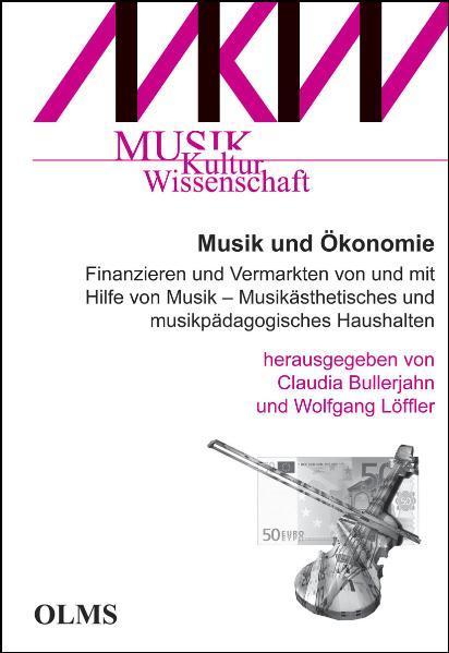 Musik und Ökonomie - Coverbild