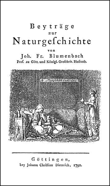 Beyträge zur Naturgeschichte - Coverbild