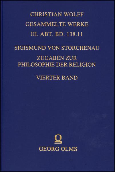Zugaben zur Philosophie der Religion. - Coverbild