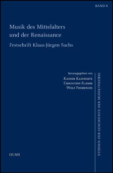 Musik des Mittelalters und der Renaissance - Coverbild
