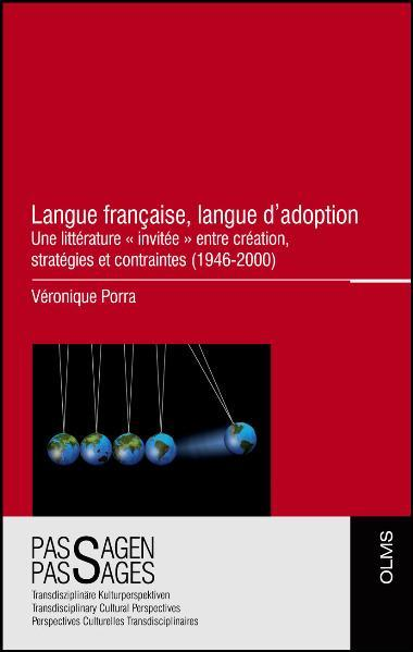 Langue française, langue d'adoption - Coverbild