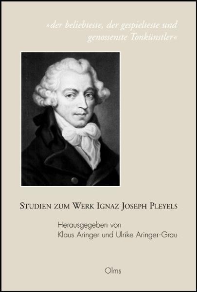 Pleyel-Symposion 2007 - Coverbild