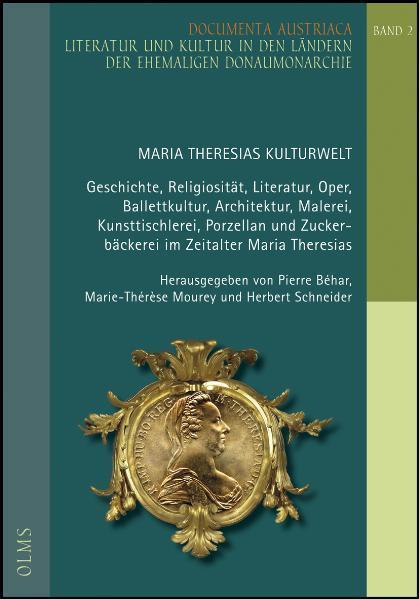 Maria Theresias Kulturwelt - Coverbild
